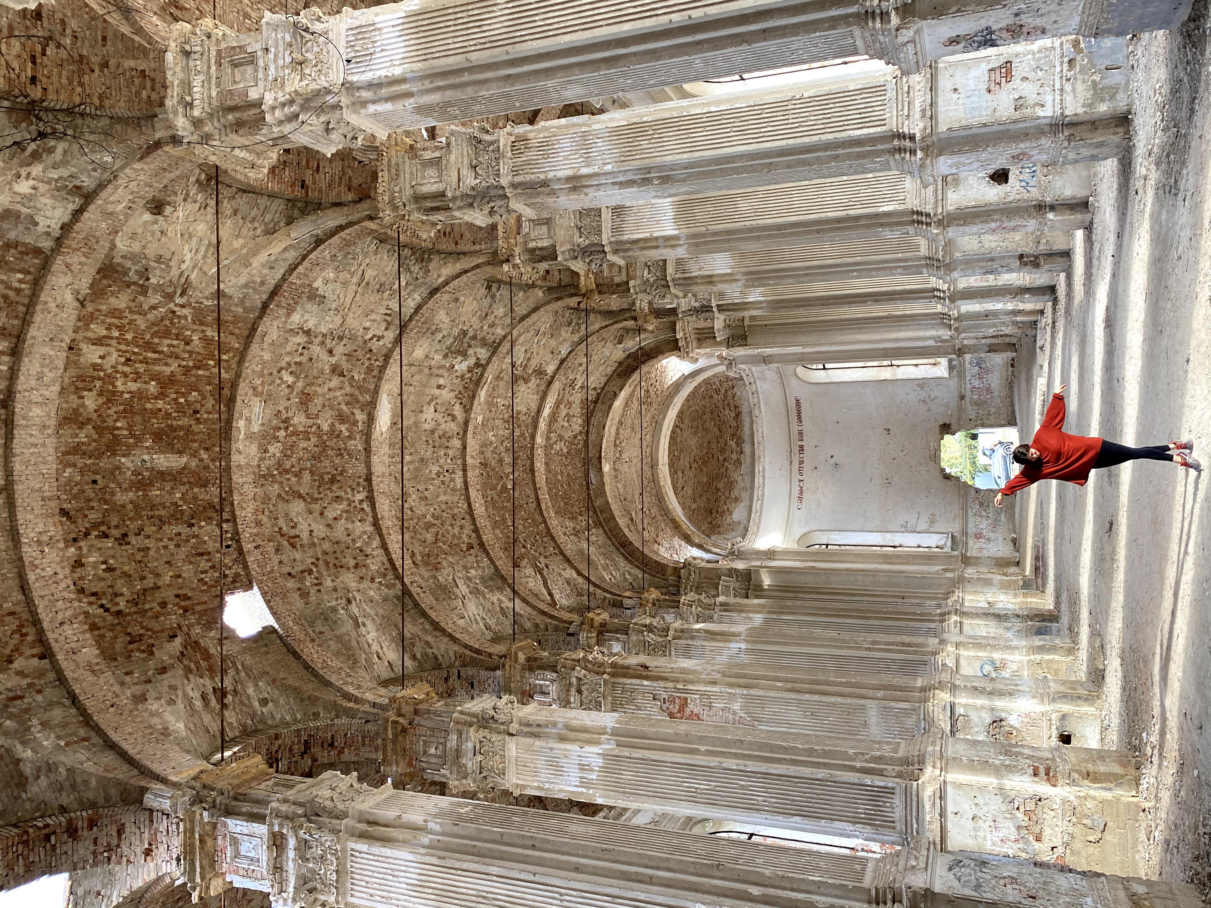 Руїни Зельцського костелу