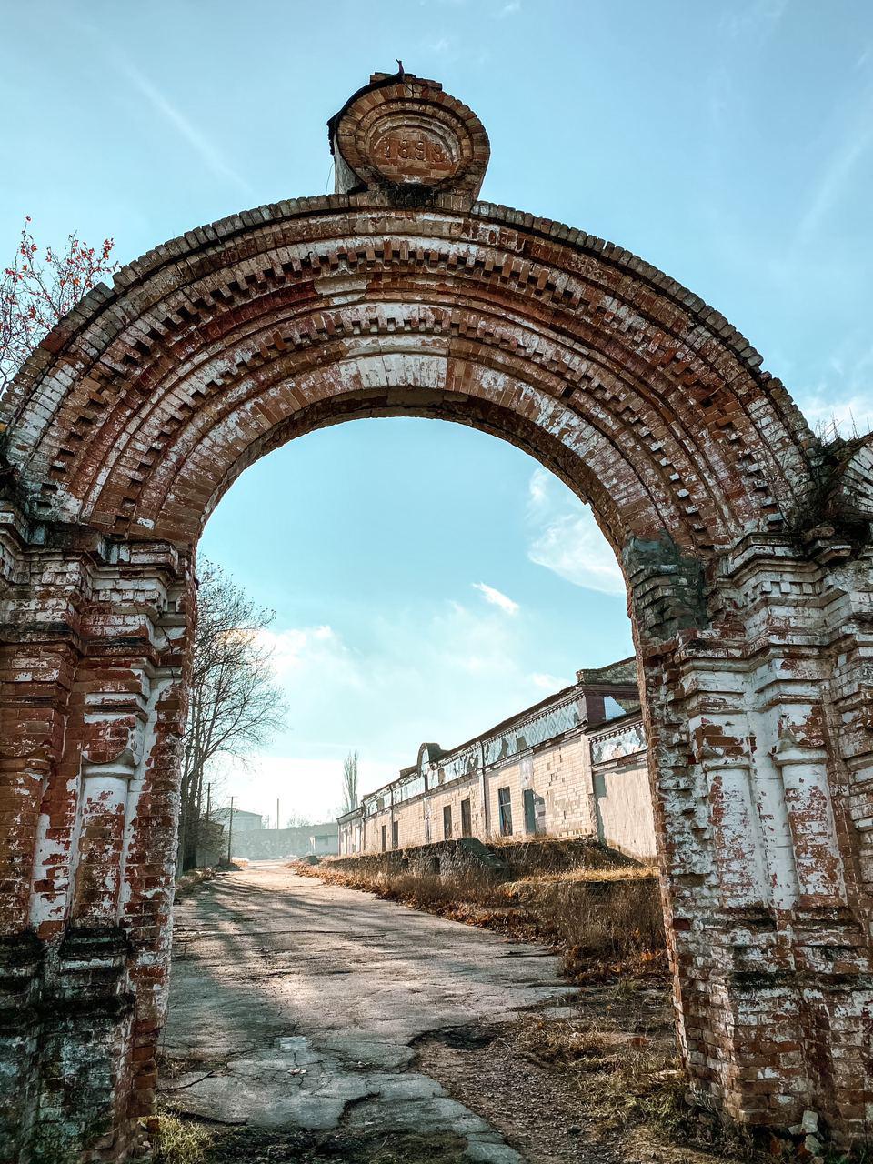 Свято-Григорівський Бізюків чоловічий монастир.