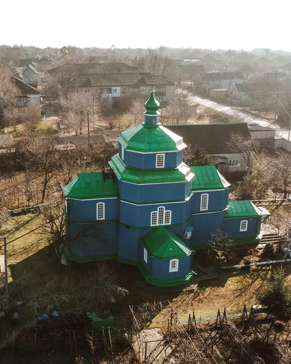 введенська церква